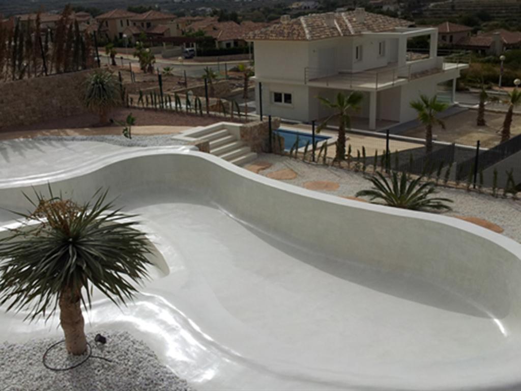 Microcemento para interior o exterior - Microcemento para piscinas ...